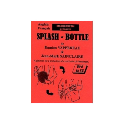 Splash Flair Bottle