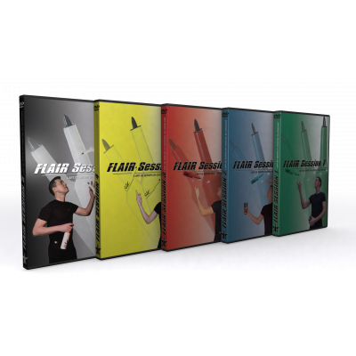 Pack 5 DVD