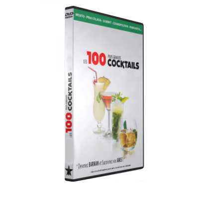 DVD 100 Cocktails