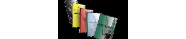 Video de formation pour apprendre a jongler avec les bouteilles et shaker pour réaliser un cocktail